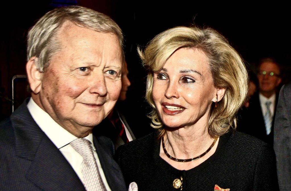 Porsche Heiratet Stuttgarter Professorin Schwabische Hochzeit In