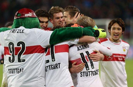 Lichte Momente führen den VfB zum Erfolg
