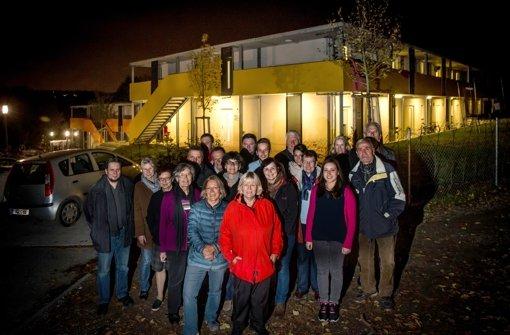 Ein Beispiel für ehrenamtliches  Engagement: Flüchtlings-Freundeskreis in Stuttgart-Feuerbach Foto: Lichtgut/Achim Zweygarth