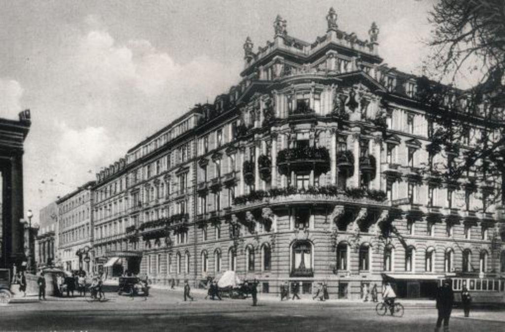 Hotel Marquard Wo Der Bayernkonig Richard Wagner Vor Der Pleite