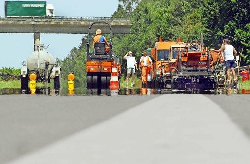 Skepsis vor Privat-Autobahnen