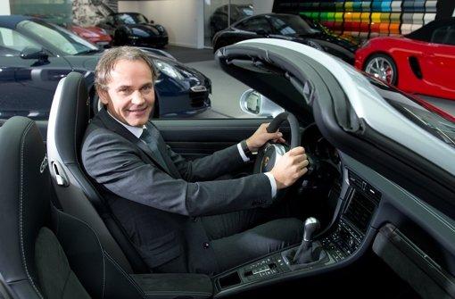 Porsche-Chef pocht auf staatliche Investitionen