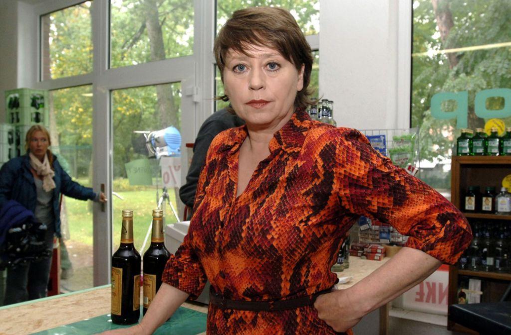 Marie Gruber Ist Tot Schauspielerin Stirbt Im Alter Von 62 Jahren