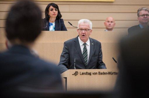 Kretschmann will jeden Tag für Europa kämpfen
