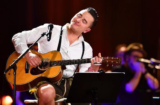 Andreas Gabalier Startet Tour Volks Rocknroller Unplugged In