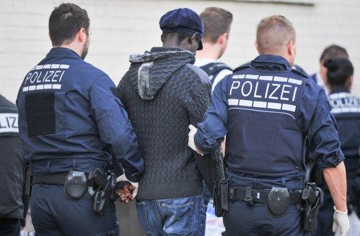 """Gall: Zahl der Straftaten steigt """"unterproportional"""""""