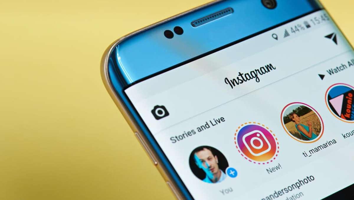 Person story instagram blockiert Instagram was