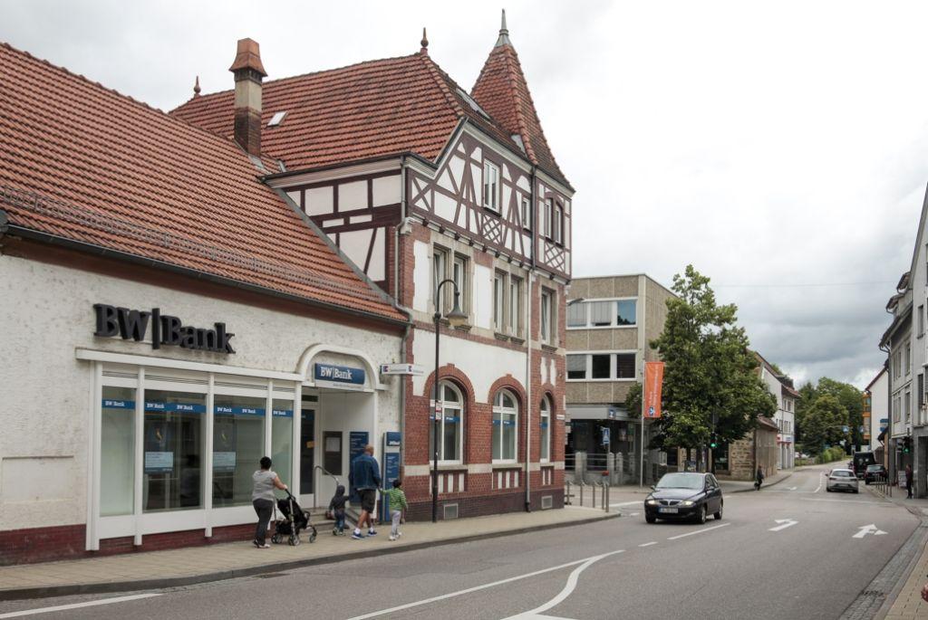 BW-Banken Im Kreis Ludwigsburg: Service Vor Ort Nur Noch