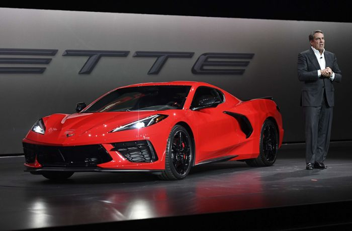 Neue Corvette Stingray: General Motors sagt Ferrari und Co. den Kampf an