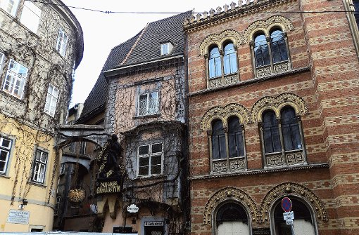 Das Griechenbeisl ist eine der ältesten Gaststätten Wiens.  Foto: Hamann