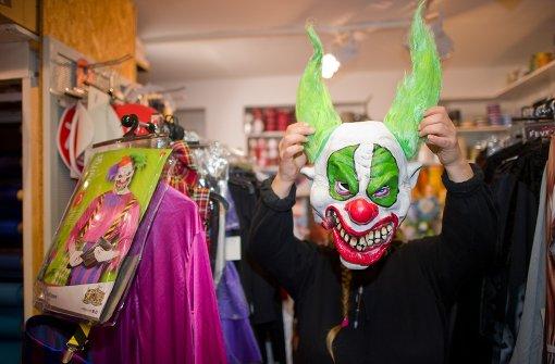 Horror-Clowns sind unerwünscht