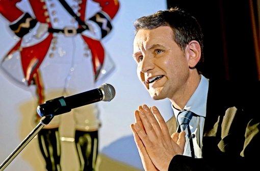 AfD-Mann Höcke darf in Geislingen reden