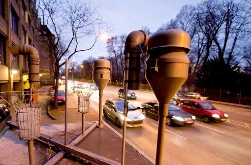 Stuttgarter Mooswand kommt später