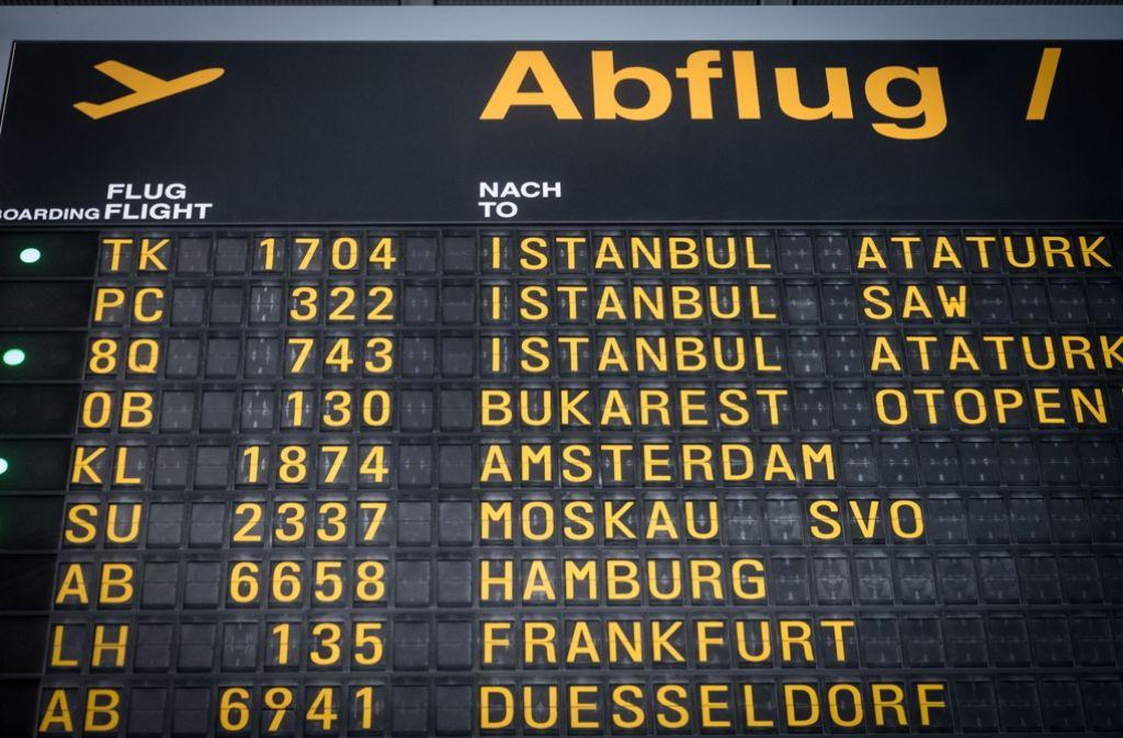 Anschlag In Istanbul Stuttgarts Türken Reagieren Mit Entsetzen