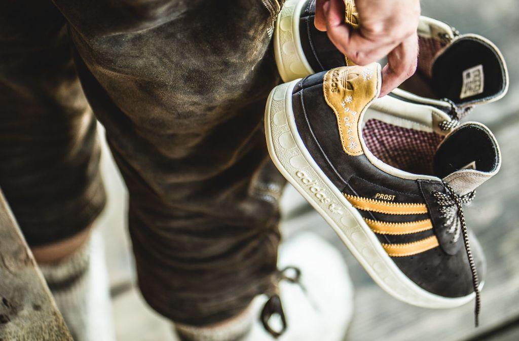 WasenProst für Adidas den von Trends Cannstatter Sneaker 80XwknOP