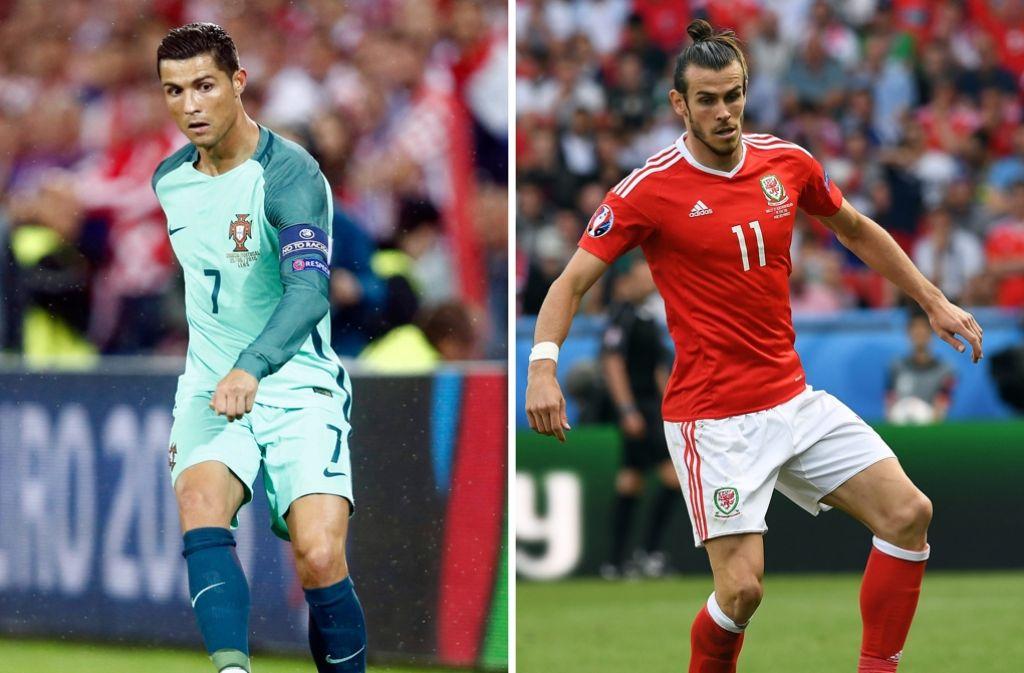 Spiel Portugal Gegen Wales