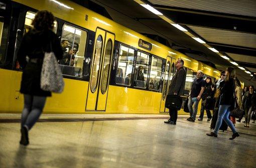 Bahn-Chaos in Stuttgart