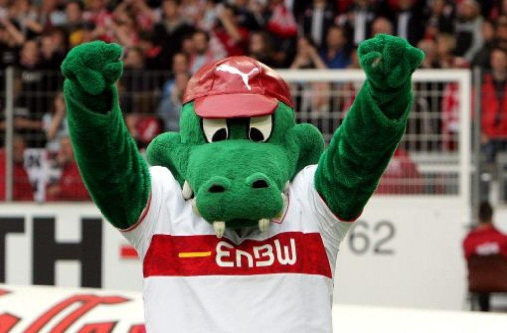 Fußball Maskottchen Bundesliga