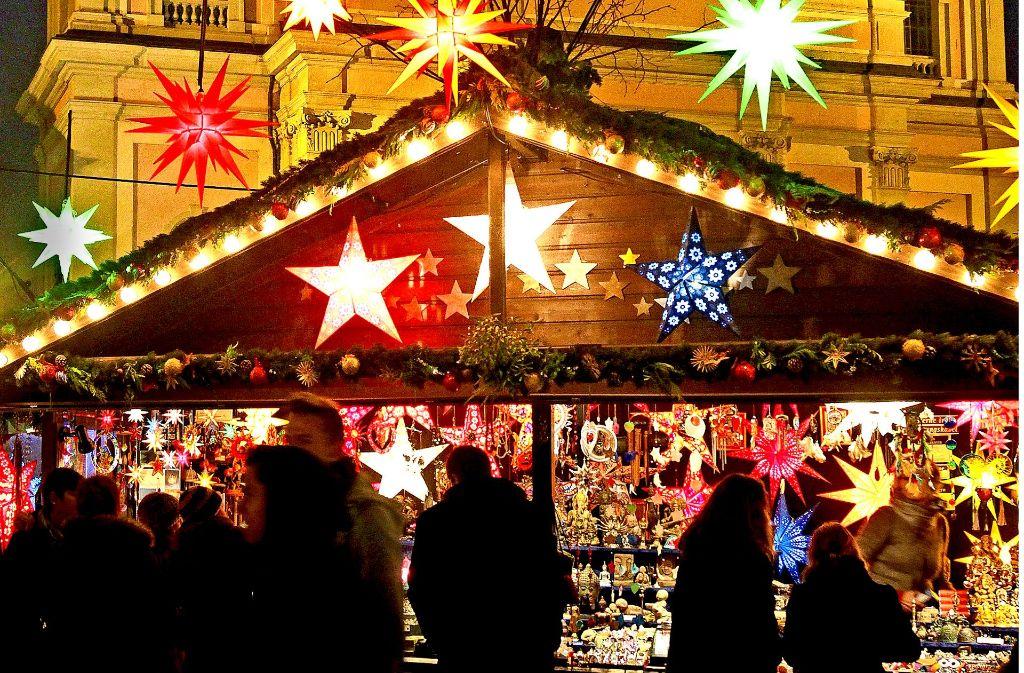 Standgebühr Weihnachtsmarkt Stuttgart.Affäre Um Weihnachtsmarkt In Ludwigsburg Weihnachtsmarkt Affäre Hat