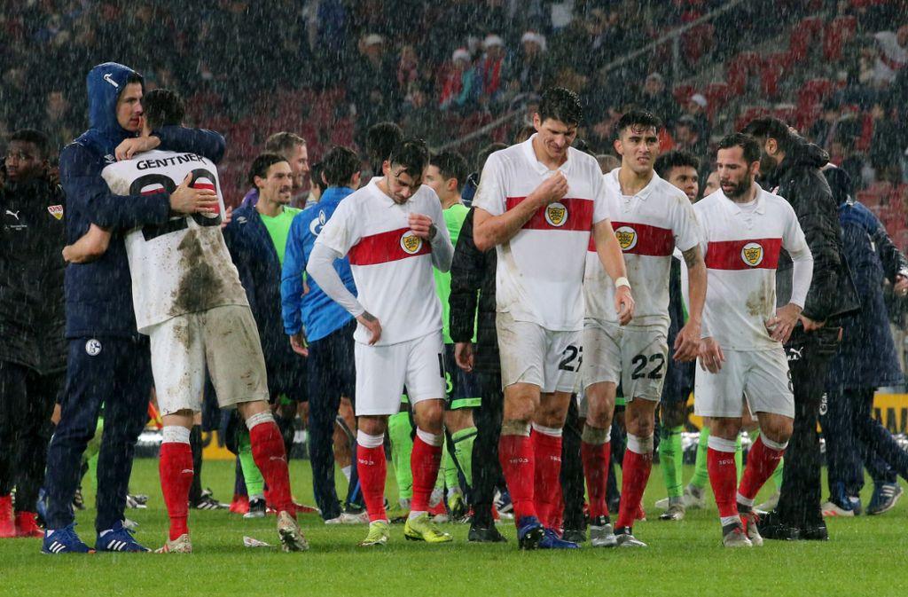 Vfb Stuttgart Gegen Schalke