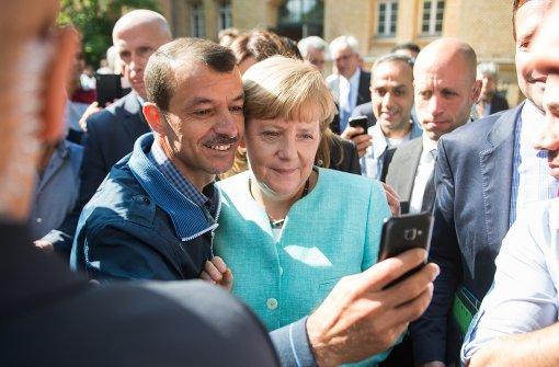 Merkels Fehler