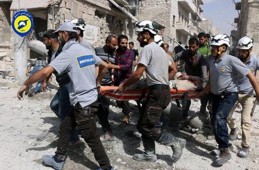 Bodenoffensive in Aleppo gestartet
