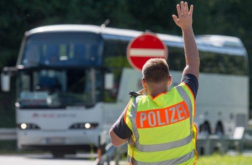 Bundespolizei rüstet an den Grenzen auf