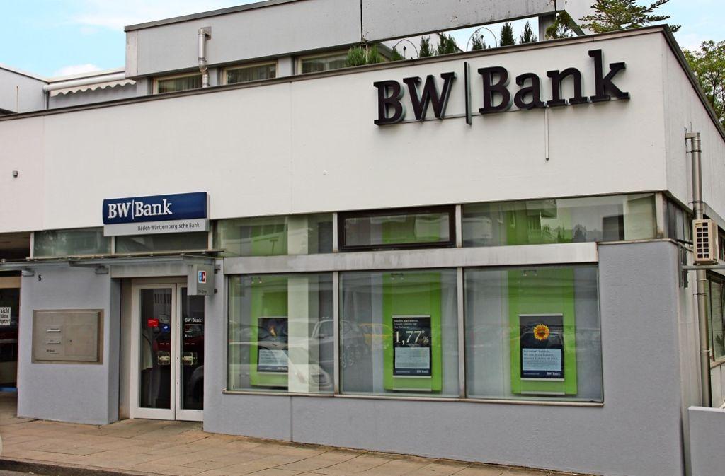 Bw Bank Degerloch