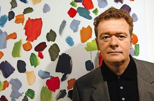 Günther Förg ist mit 61 Jahren gestorben Foto: em