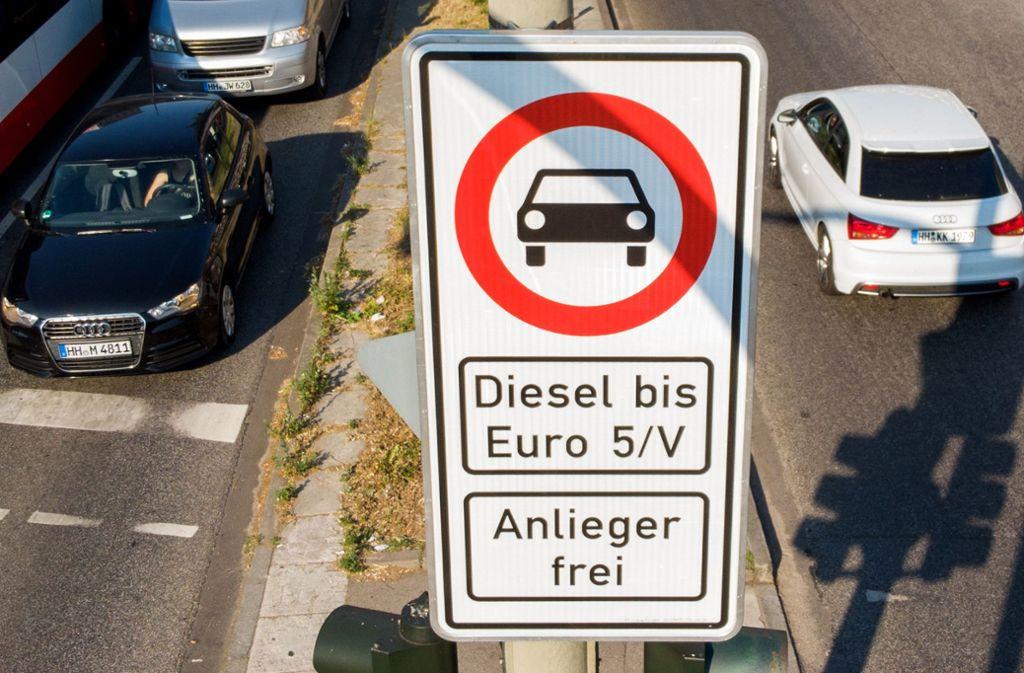 Euro 6 Fahrverbot