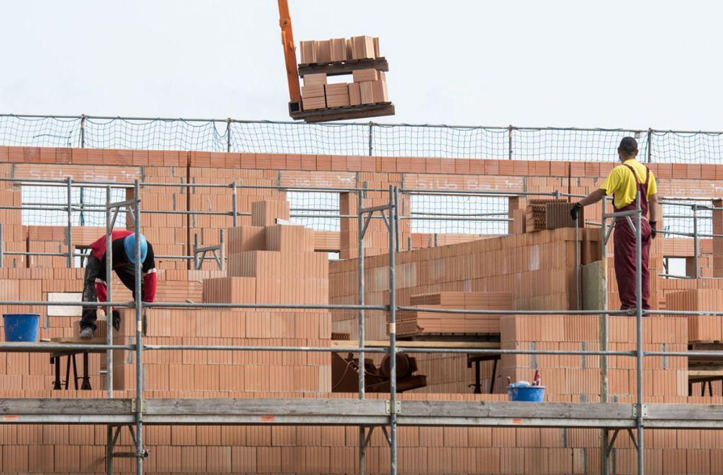 Bauzinsen: Häuslebauer sollten sich sputen - Wirtschaft ...