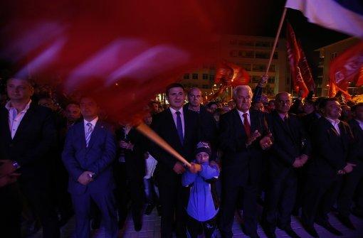 Bosnische Serben wollen umstrittenen Nationalfeiertag behalten