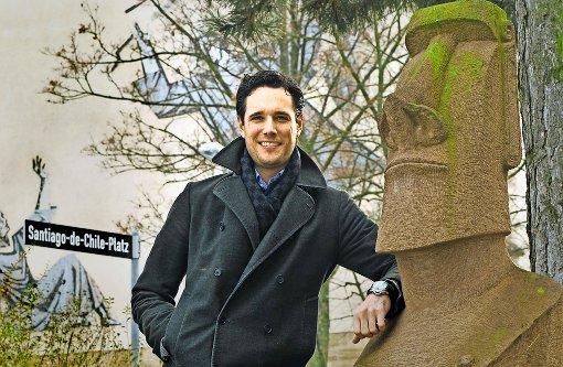 Stadtrat Fabian Mayer gilt als heißer Favorit