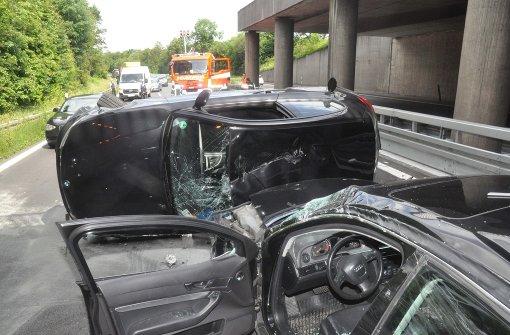 Schwerer Unfall sorgt für Stau-Chaos im Berufsverkehr