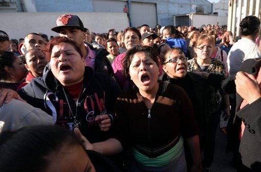 52 Insassen sterben bei Gewaltausbruch in  Gefängnis