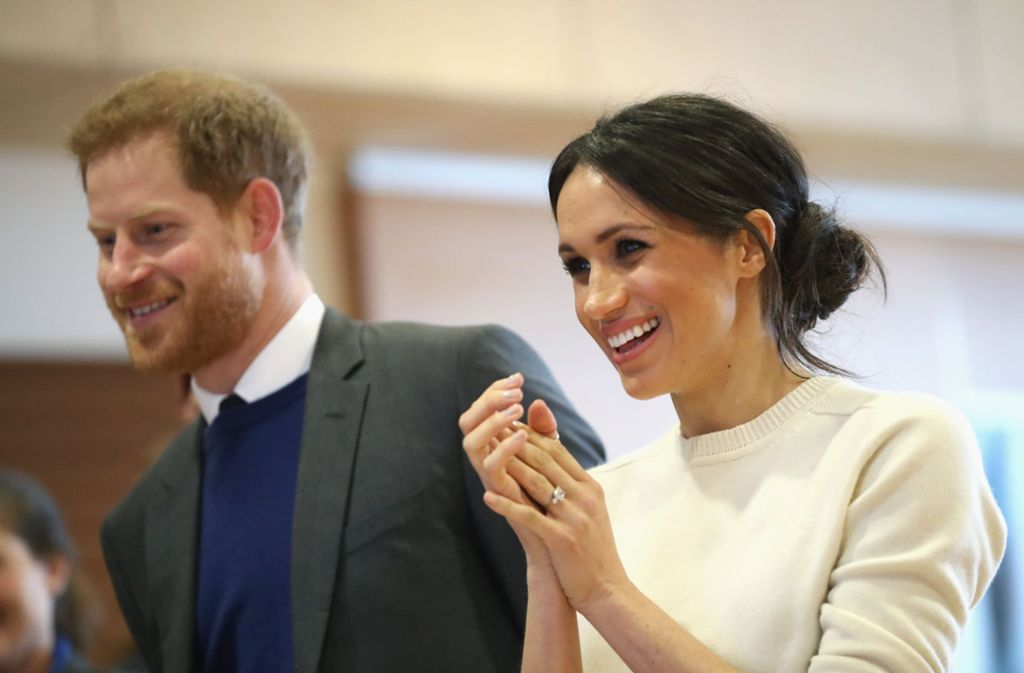 "Meghan Markle und Prinz Harry: Alle Fakten zur ""Royal Wedding ..."