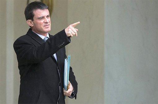 Manuel Valls wurde zum neuen französischen Ministerpräsidenten ernannt. Foto: dpa