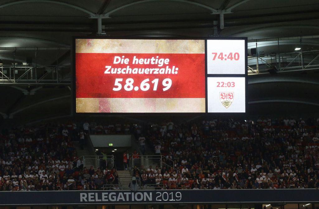 Zuschauerzahlen In Den 2 Ligen So Schneidet Der Vfb