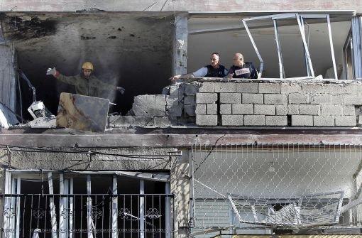 Das Leid im Gazastreifen