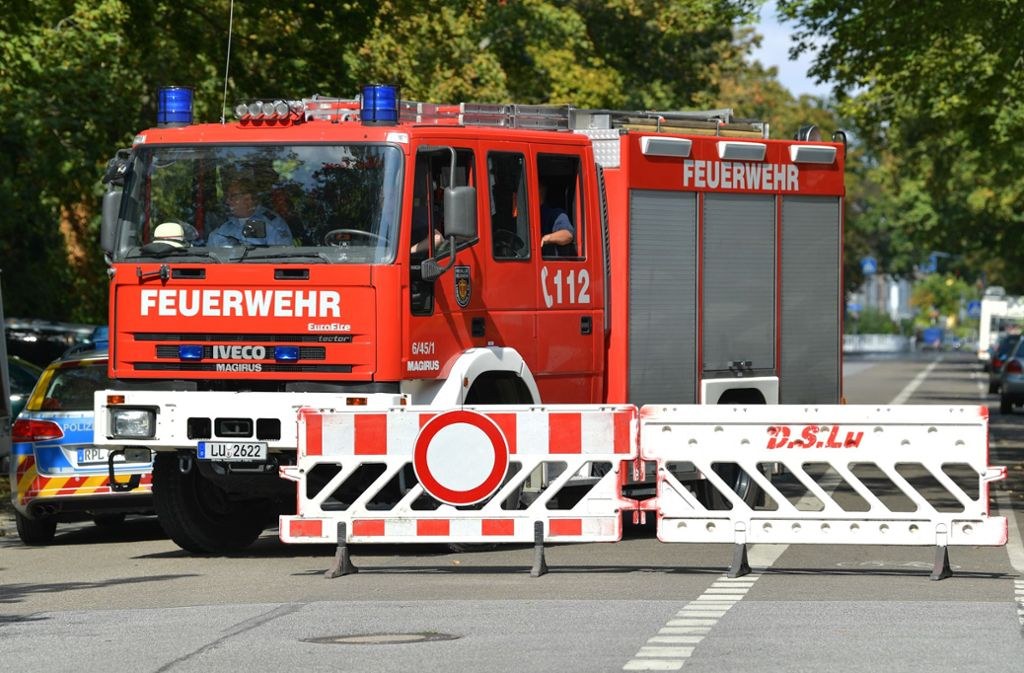 In Ditzingen und Gerlingen - Zwei Schulen müssen nach Feueralarm geräumt werden - Stuttgarter Nachrichten
