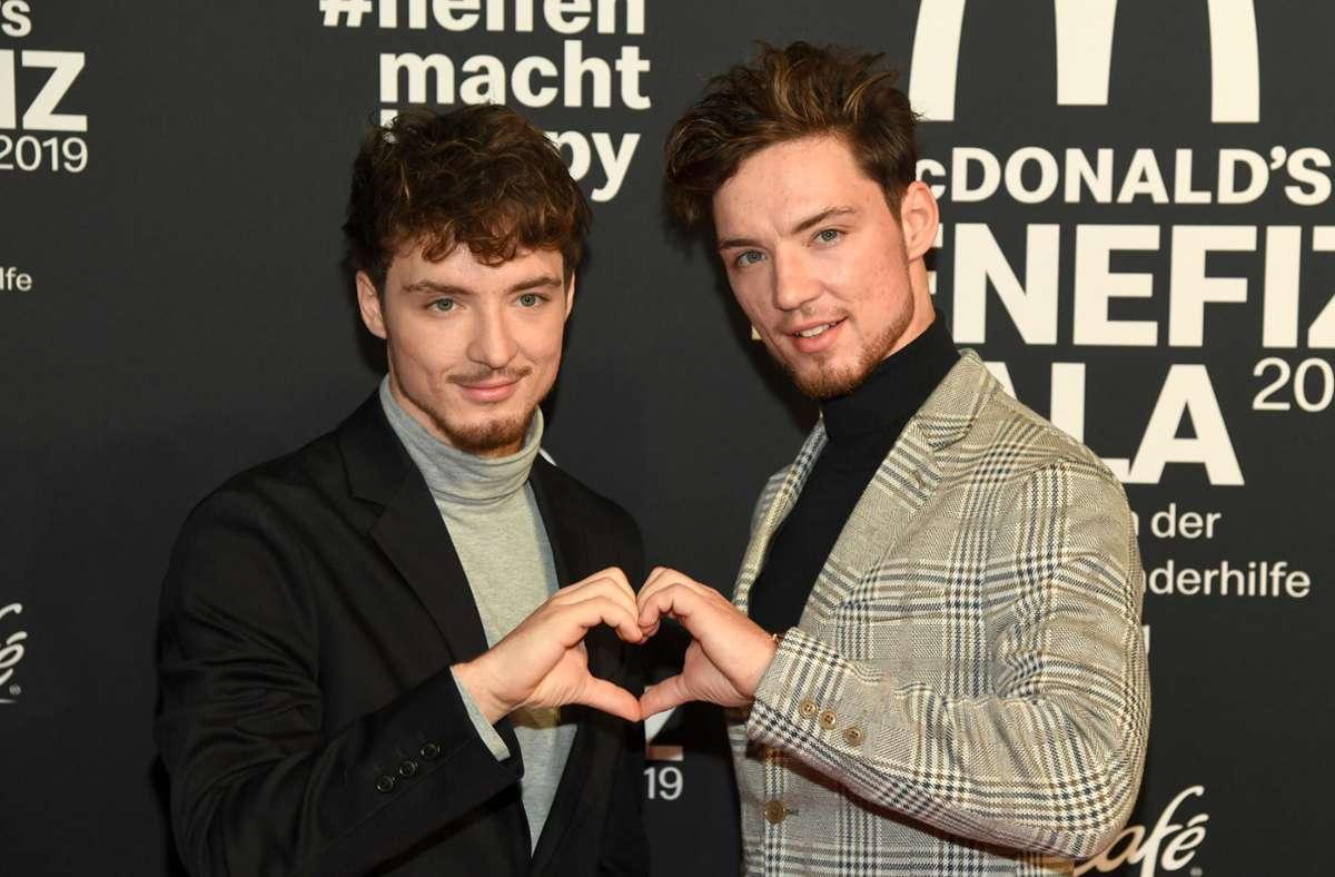 Lochmann Brüder heißen nun HE/RO Erster Song nach den Lochis ist ...