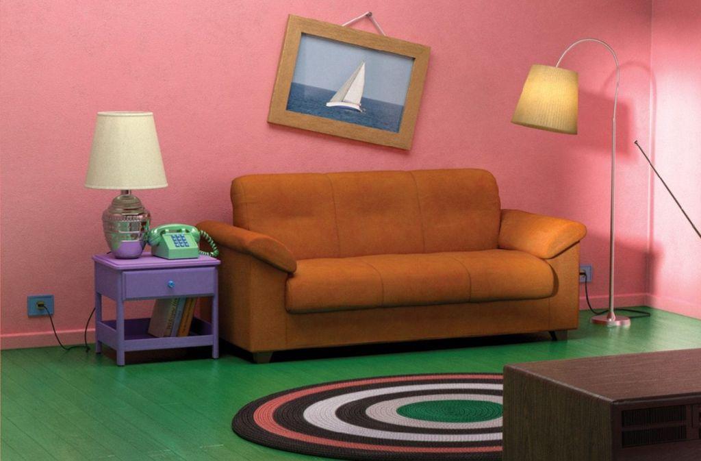 Bei Ikea Das Legendäre Simpsons Wohnzimmer Gibt Es Jetzt Zu Kaufen