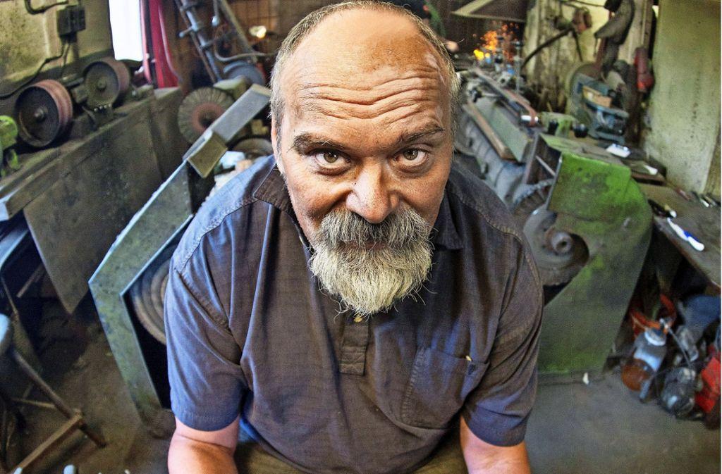 Aussterbende Berufe: Kein Stich Mehr Für Den Messerschmied