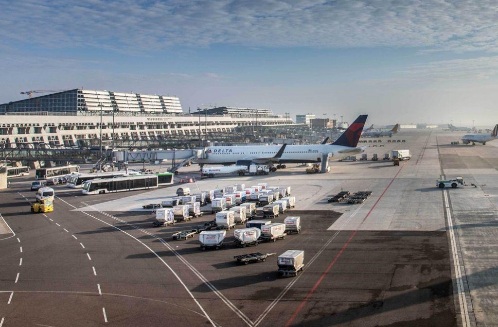 Airport Ffm Ankunft
