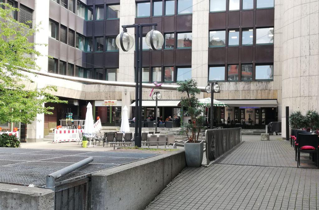 860f2162d85e4f Am Josef-Hirn-Platz in Stuttgart-Mitte befinden sich Casinos und Shisha-