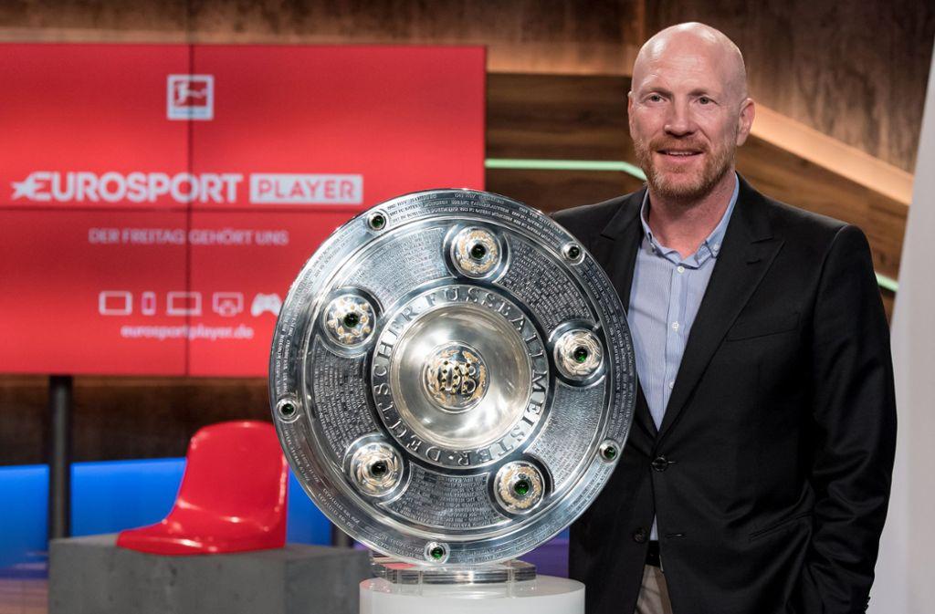 Ard Sport1 Und Eurosport Tv Sender Suchen Fussball Experten