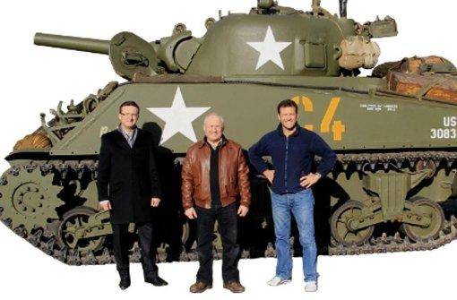 Panzer zum Schnäppchenpreis