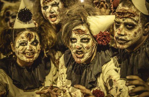 Halloween 30 Oktober.Halloween Partys In Stuttgart Schaurig Schones Feiern In