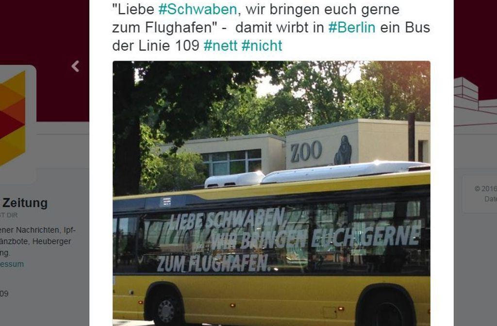 Schwabenhass In Berlin Warum Wir Euch Trotzdem Lieben