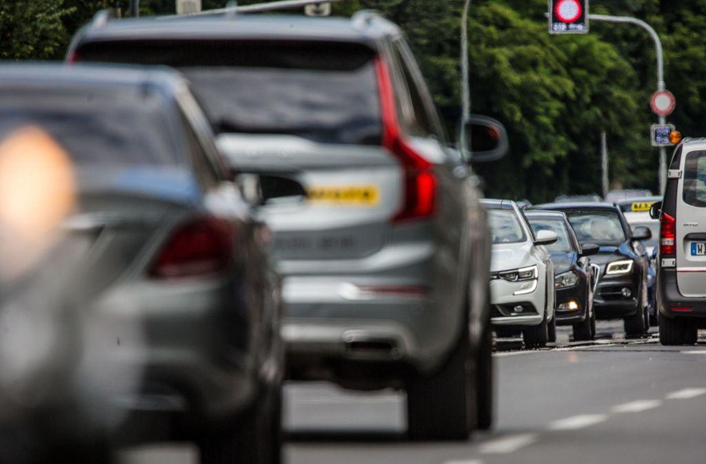 Viel zu schlechte Luft in München - dritthöchster Stickoxid-Wert | BR24
